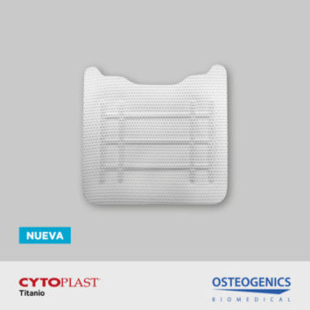 CYTOPLAST® Membrana no reabsorbible PTFE Titanium-reinforced. Ti-150 Posterior Distal