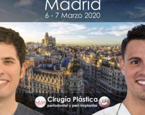 Curso Cirugía plàstica Madrid 2020