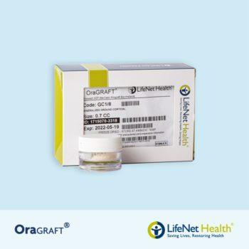 OraGRAFT 100% Mineralizado_sustituto óseo