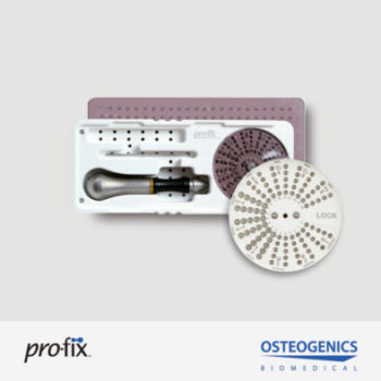 Pro-fix Kit de fijación Bloque de hueso