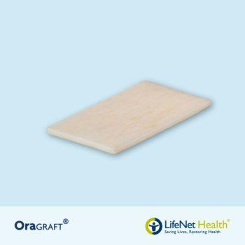 OraGRAFT® Lámina cortical rígida mineralizada (tecnología Preservon®)