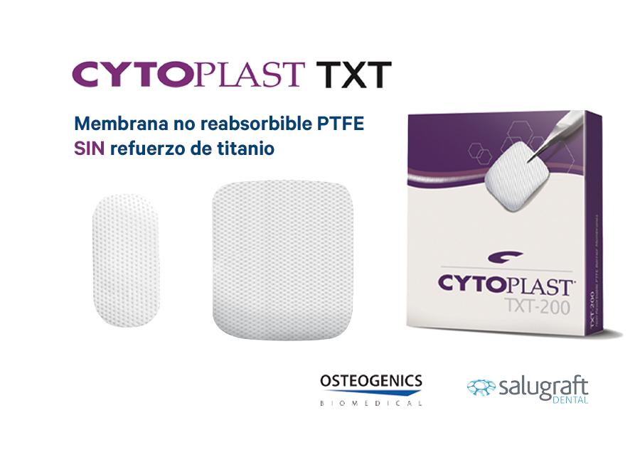 Membrana Cytoplast TXT